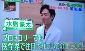 【名医のTHE太鼓判/食材総選挙2019】水島豪太医師