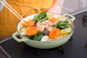 味噌鍋のイメージ