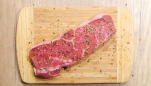 お肉を食べて、悪玉コレステロールを撃退