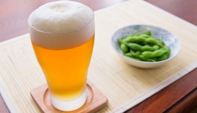 枝豆が肝臓機能を強める