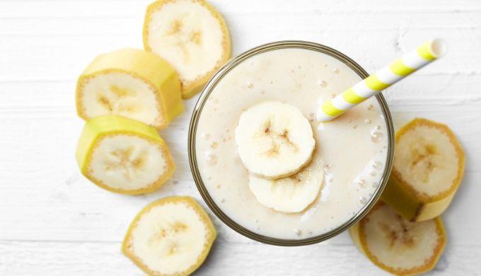 バナナジュースのイメージ