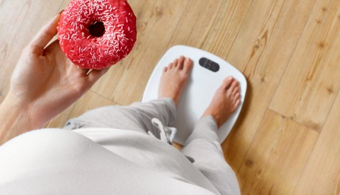 太る人の共通点4つ