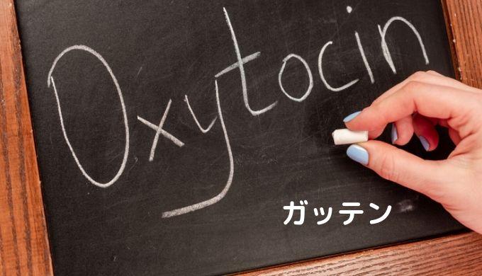 【ガッテン】オキシトシンの効果と放出させる方法 ハッピーホルモンでストレス解消