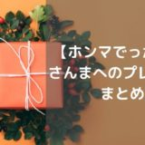 【ホンマでっかTV】さんまへのプレゼントまとめ|筋トレグッズGrit Ballなど!
