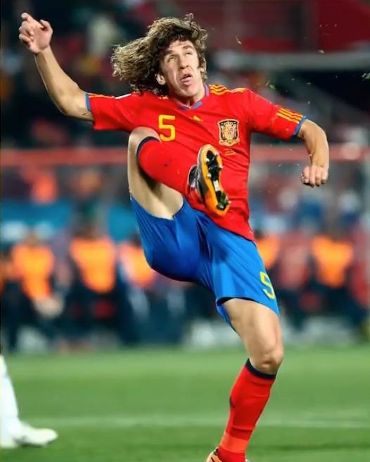 写真で一言のお題「サッカー選手」